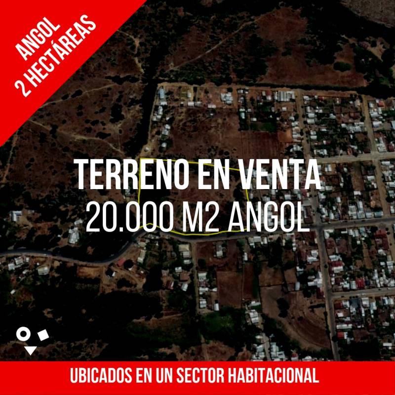 TERRENO DE 20.000 M2 EN LA COMUNA DE ANGOL